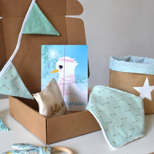 Baby Box Menthe